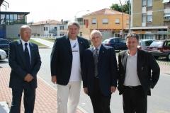 005_Intitolazione Sezione Francesco Bastianello IV3TKS 1 luglio 2007