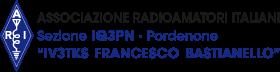 Sezione ARI di Pordenone 'F. Bastianello' – IQ3PN